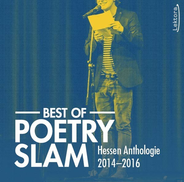 Best of Poetry Slam – Hessen Anthologie 2014–2016 (MP3-CD)