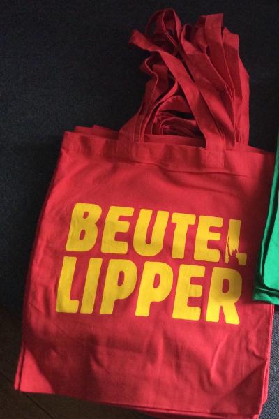 "Beutel ""BEUTEL LIPPER"" (rot)"